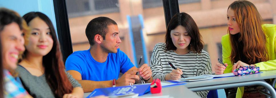 Yurtdışında hazırlık eğitimi