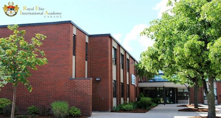 Royal Elite International Academy Kanada'da lise eğitimi