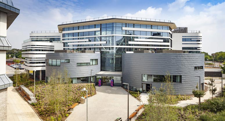 Bournemouth University - İngiltere'de Üniversite Eğitimi