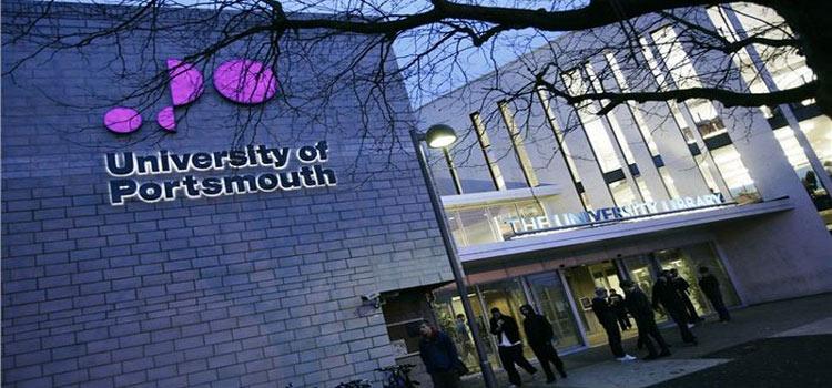 University of Portsmouth - İngiltere'de Üniversite Eğitimi