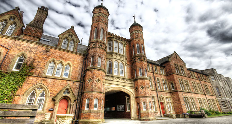 Rossall School - İngiltere'de Lise Eğitimi