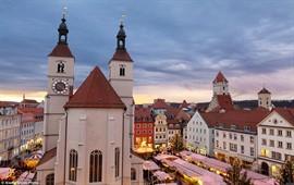 Regensburg  dil okullarını görüntülemek için tıklayın.