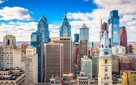 Philadelphia, PA dil okulları
