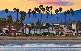 Santa Barbara, CA dil okulları