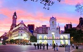 Buenos Aires  dil okullarını görüntülemek için tıklayın.