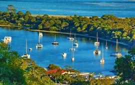 Sunshine Coast  dil okullarını görüntülemek için tıklayın.