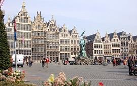 Antwerp dil okulları
