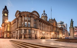 Birmingham  dil okullarını görüntülemek için tıklayın.