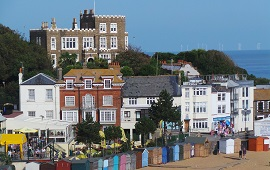 Broadstairs dil okulları