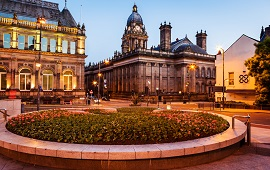 Leeds dil okulları
