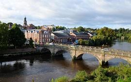 Shrewsbury dil okulları