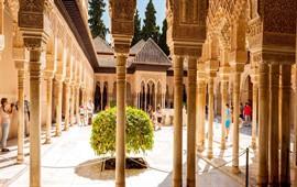 Granada  dil okullarını görüntülemek için tıklayın.