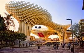Sevilla  dil okullarını görüntülemek için tıklayın.