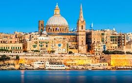 Valletta  dil okullarını görüntülemek için tıklayın.