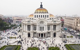 Mexico City dil okulları