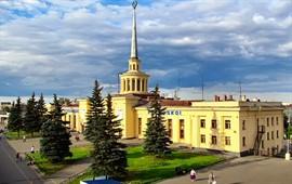 Petrozavodsk dil okulları