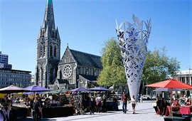 Christchurch dil okulları