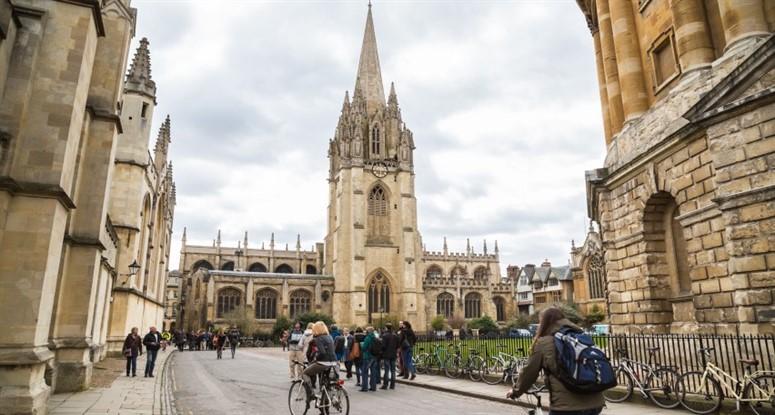 İngiltere'de üniversite