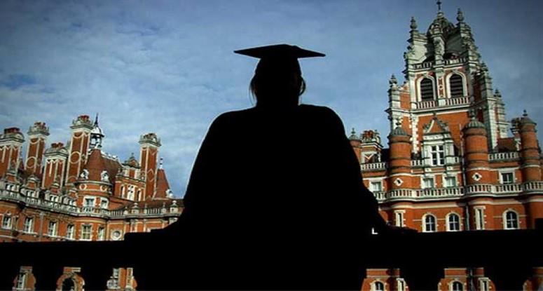 İngiltere'nin üniversite eğitimi