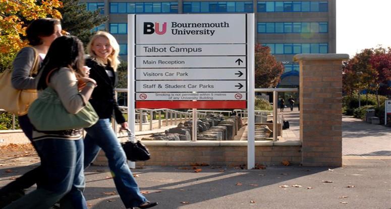 bournemouth üniversitesi