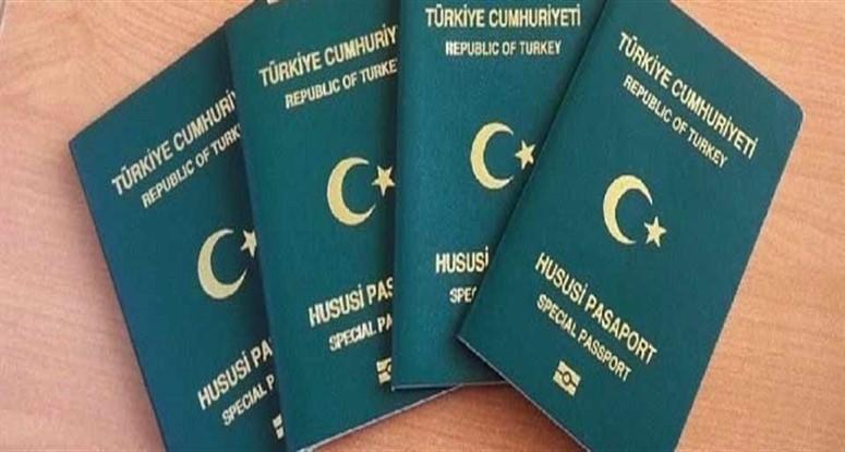 yeşil pasaportta son durum memurlara müjde