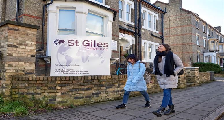 St Giles Cambridge dil okulları