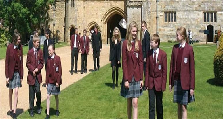 İngiltere'de lise programları