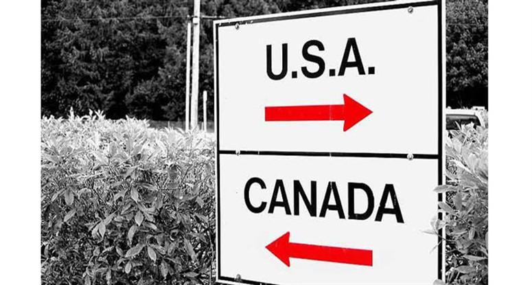 Amerika vize krizi Kanada'ya yaradı