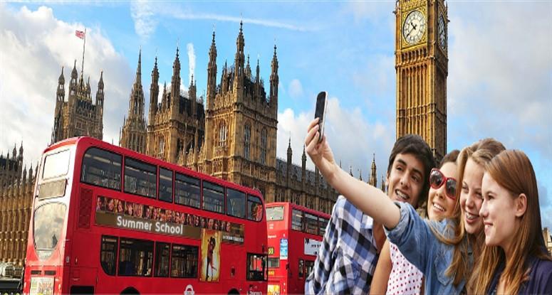 Londra yaz okulları