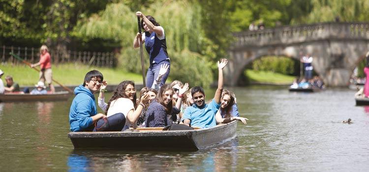England summer schools