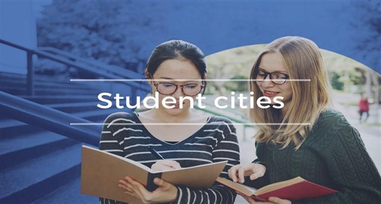 Dünyadaki en iyi öğrenci şehirleri