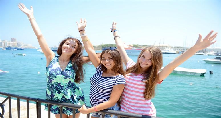 malta yaz okulları en popüler 6 okul