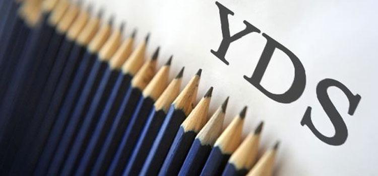 Yabancı dil sınavlarının YDS denkliği ve denklik tabloları