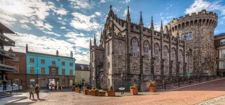 Dublin öğrenci şehri