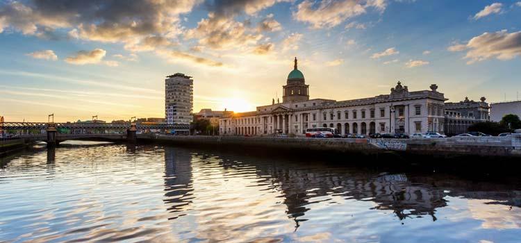 Dublinde dil okulları