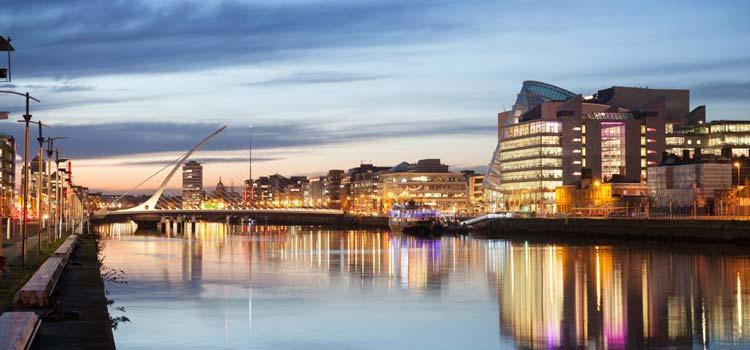 Son yılların gözde öğrenci şehri Dublin