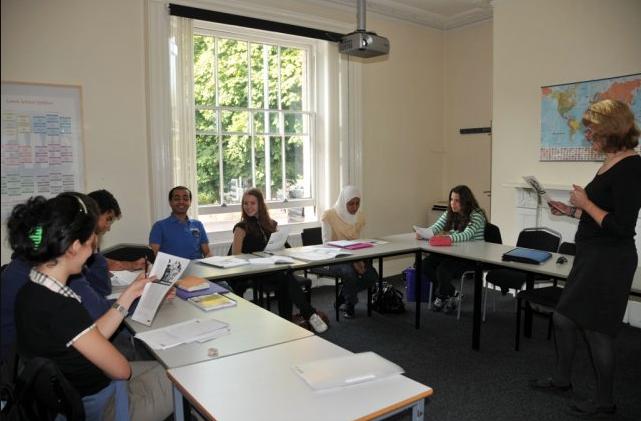 yurtdışı eğitim, lewis school of english