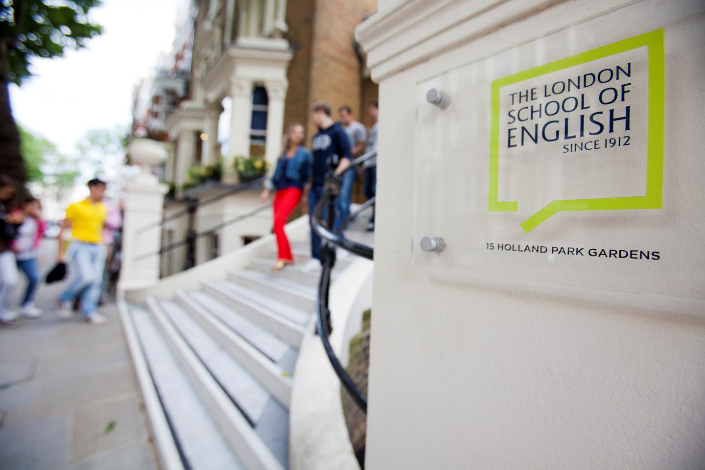 london school of english executive english