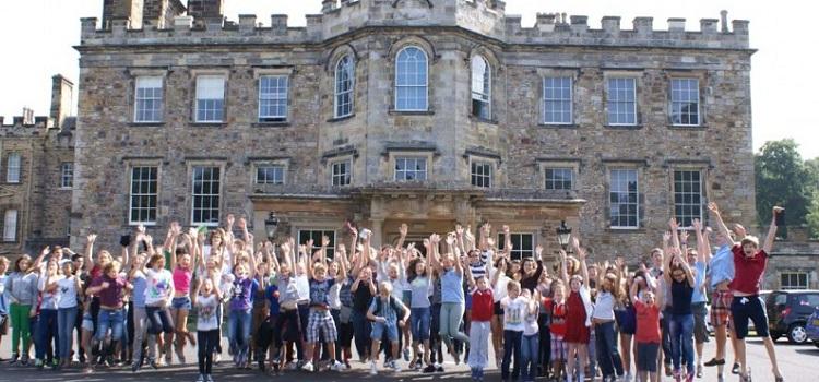 newbattle abbey college iskoçya yaz okulu