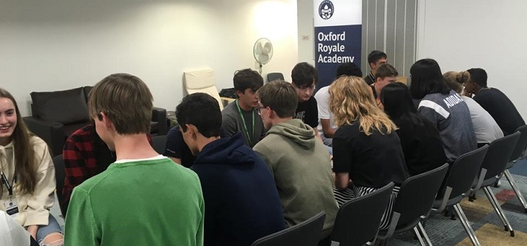 oxford royale academy academic summer camp
