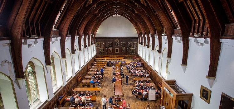 lancing college'de lise eğitimi