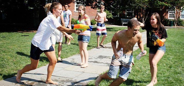 yale university summer camp