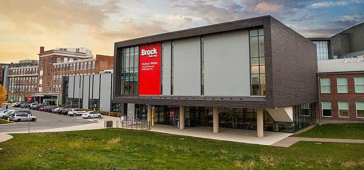 brock university kanada yaz okulu