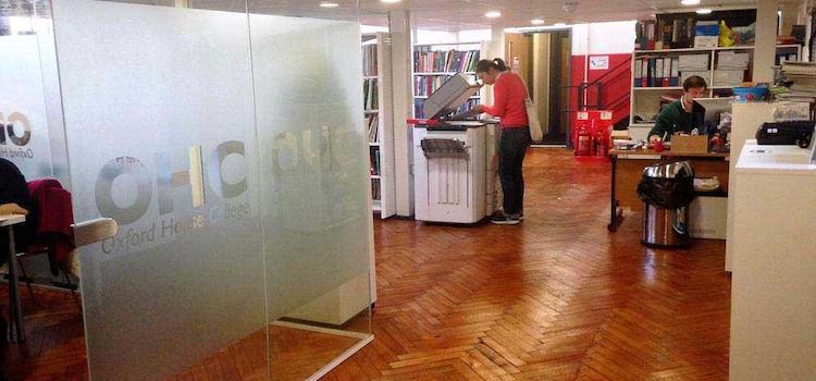 OHC English Londra Dil okulu
