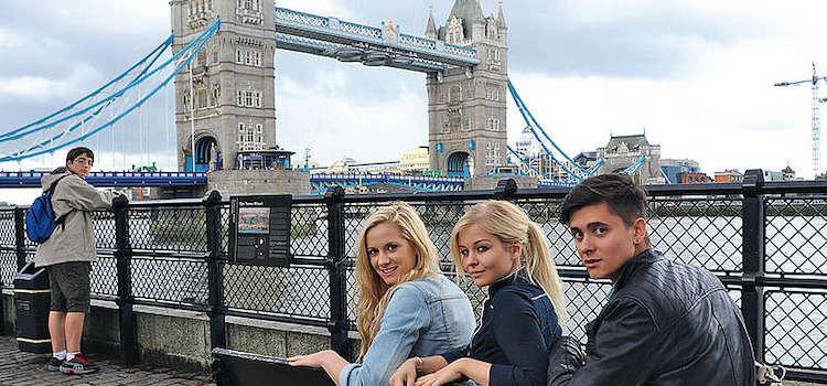 Sprachcaffe Languages Plus Londra Dil okulu