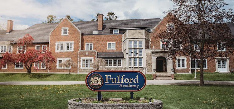 fulford academy canada