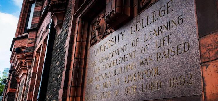 liverpool üniversiteleri