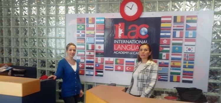 ILAC International Academy toronto dil okulu