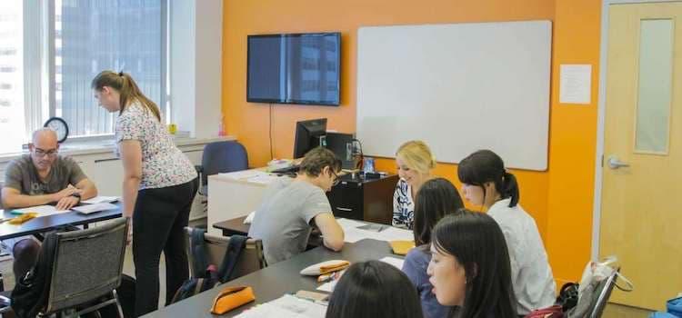 ILSC Education Group toronto dil okulu