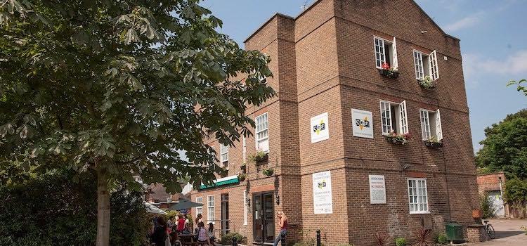 CES - Centre of English Studies